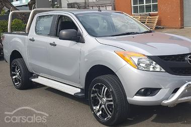 New & Used Mazda BT-50 cars for sale in Australia - carsales.com.au