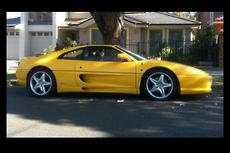 new used ferrari yellow cars for sale in australia