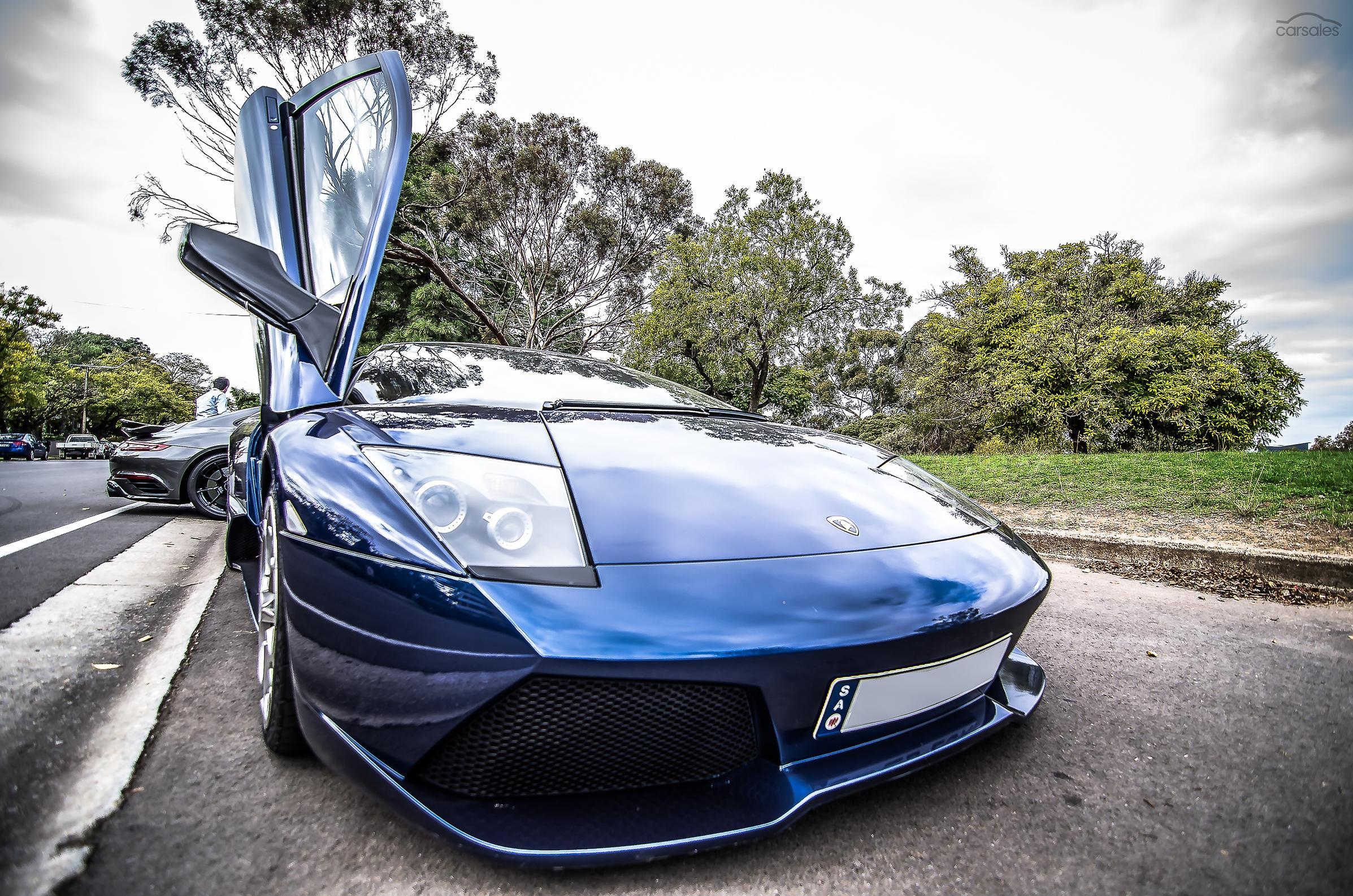 Used Lamborghini parts - For Diablo, Countach, Murcielago ...