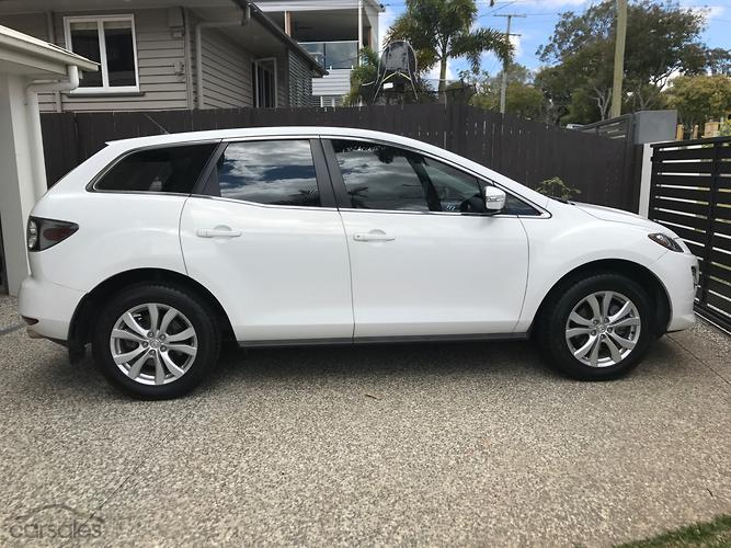 Good 2011 Mazda CX 7 Sports ER Series 2 Manual 4WD