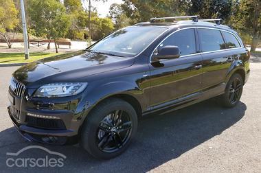New Used Audi Q Cars For Sale In Melbourne Victoria Carsalescomau - Audi q7 car sales