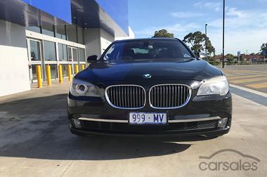 2010 BMW 740i F01 Auto MY10