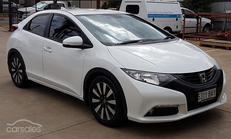 2014 Honda Civic VTi S Auto MY14