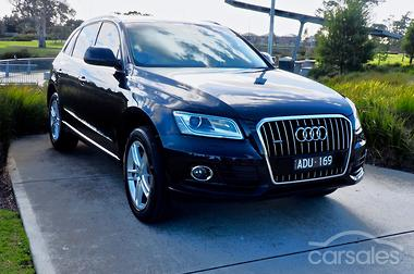 New Used Audi Family Cars For Sale In Australia Carsalescomau - Audi q5 family car