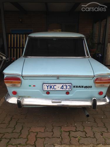 Fiat 1500 for sale australia
