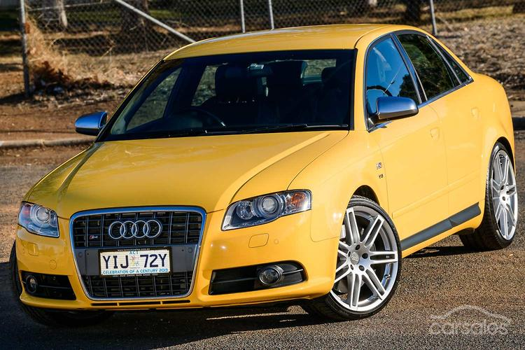 New Used Audi Yellow Cars For Sale In Australia Carsales Com Au