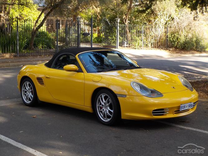 Porsche boxster carsales