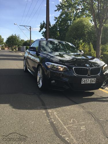 2014 BMW 220i M Sport F22 Auto