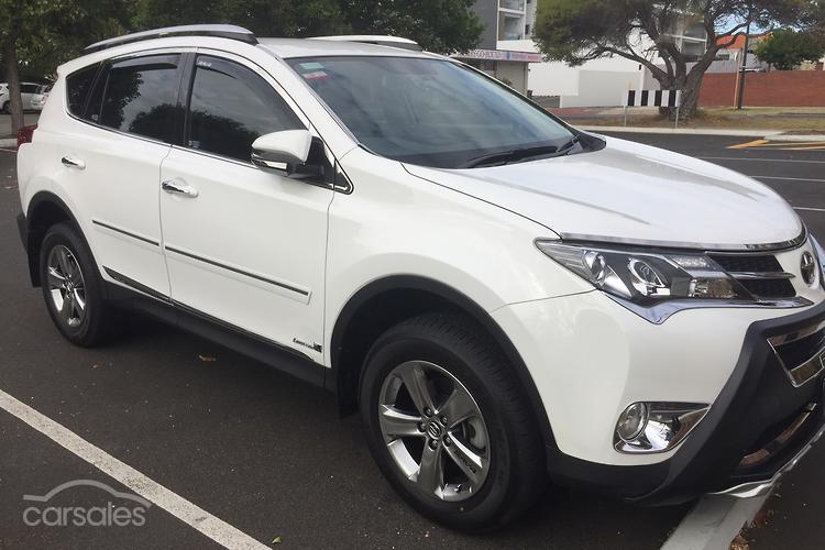 New Used Toyota Rav4 Cars For Sale In Perth Western Australia