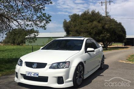 2011 Holden Commodore Ss V Ve Series Ii Manual My12