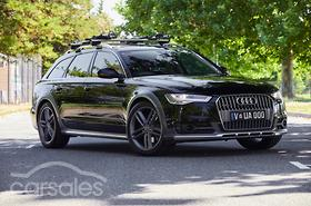 New Used Audi A Allroad Cars For Sale In Australia Carsales - Audi a6 allroad