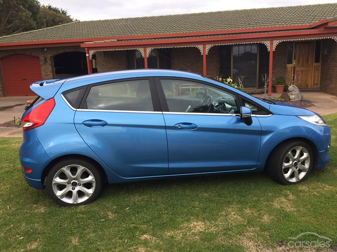 2010 Ford Fiesta Zetec WS Manual & New u0026 Used Ford Fiesta cars for sale in South Australia - carsales ... markmcfarlin.com