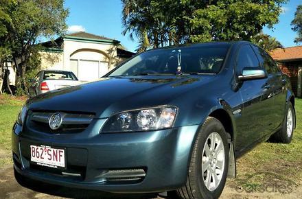 2010 Holden Commodore International Ve Auto My10