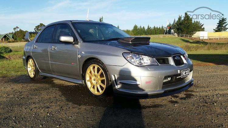 2006 subaru impreza wrx sti s manual awd my06 rh carsales com au Subaru Impreza Manual Subaru Manual Transmission
