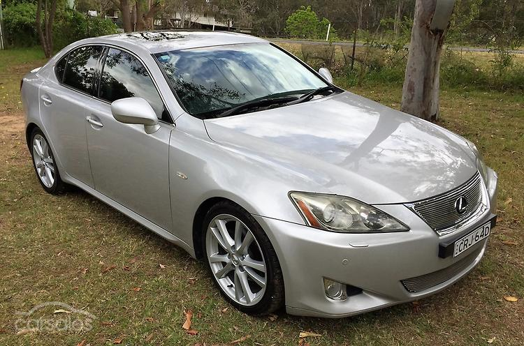 2005 Lexus Is250 Pictures, 2500cc., Gasoline, FR or RR, Automatic ...