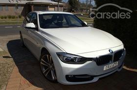 New Used BMW I F Cars For Sale In Australia Carsalescomau - Bmw 320i 2012