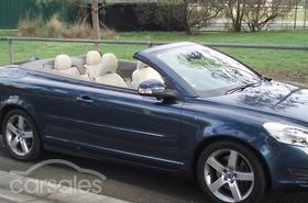 New used volvo c70 cars for sale in victoria carsales 2010 volvo c70 s auto my10 sciox Image collections