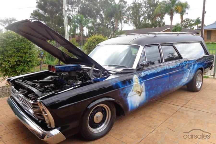 1966 Ford Galaxie 500 Auto-SSE-AD-3456091 - carsales com au