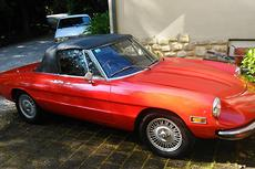 New Used Alfa Romeo Spider Cars For Sale In Adelaide South - Alfa romeo spiders for sale