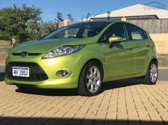 2011 Ford Fiesta Zetec WS Manual & New u0026 Used Ford Green Green cars for sale in Australia - carsales ... markmcfarlin.com