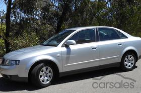 New Used Audi A B Cars For Sale In Australia Carsalescomau - 2002 audi a4