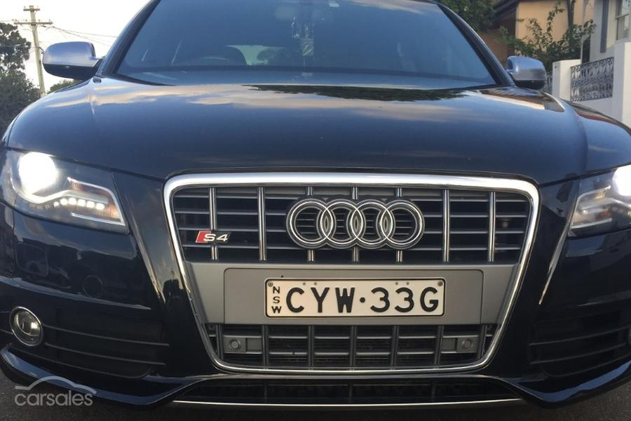 2009 Audi S4 Auto quattro MY10-SSE-AD-4687368 - carsales com au