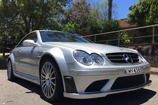 new & used mercedes-benz clk63 amg black series cars for sale in