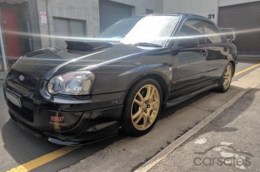 New  Used Subaru Impreza WRX STI cars for sale in Australia