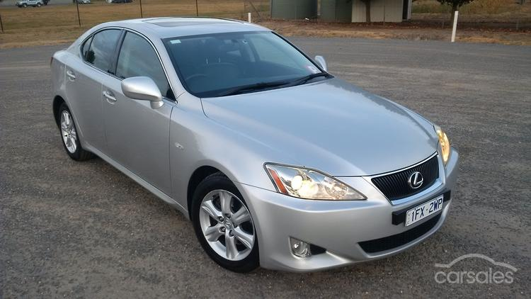 Perfect 2008 Lexus IS250 Prestige Manual