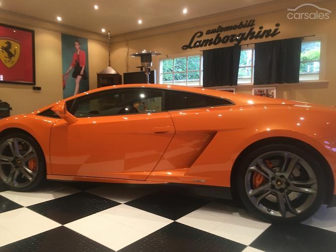 2013 Lamborghini Gallardo LP550 2 Auto