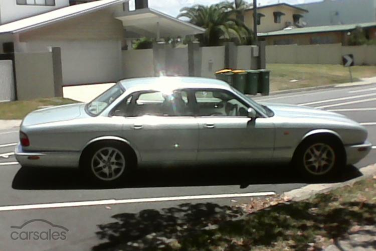 1998 Jaguar XJ8 Sport Auto