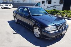 New & Used Mercedes-Benz C36 AMG W202 Sedan cars for sale in