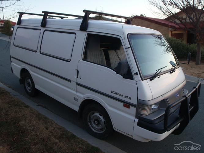 new used ford econovan cars for sale in australia carsales com au rh carsales com au Ford Econoline Van Giant Ford Van