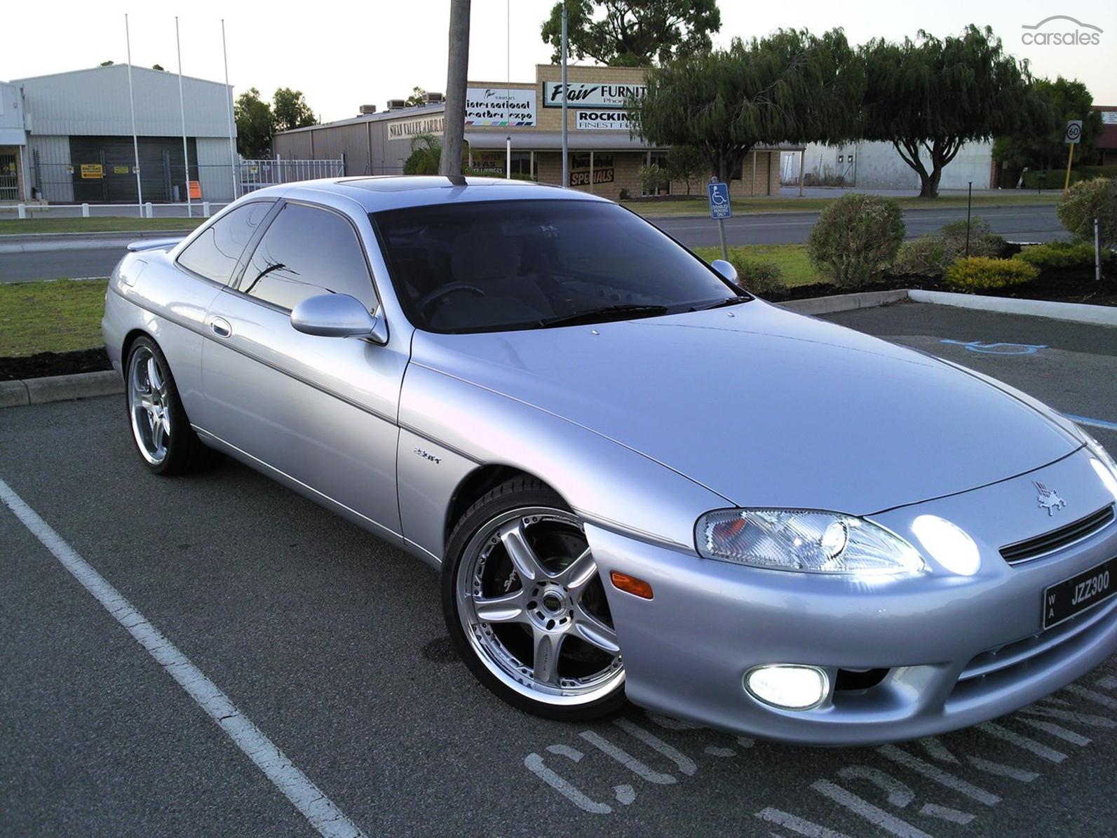 1996 Toyota Soarer Turbo GT-T Manual-SSE-AD-3055751 - carsales com au
