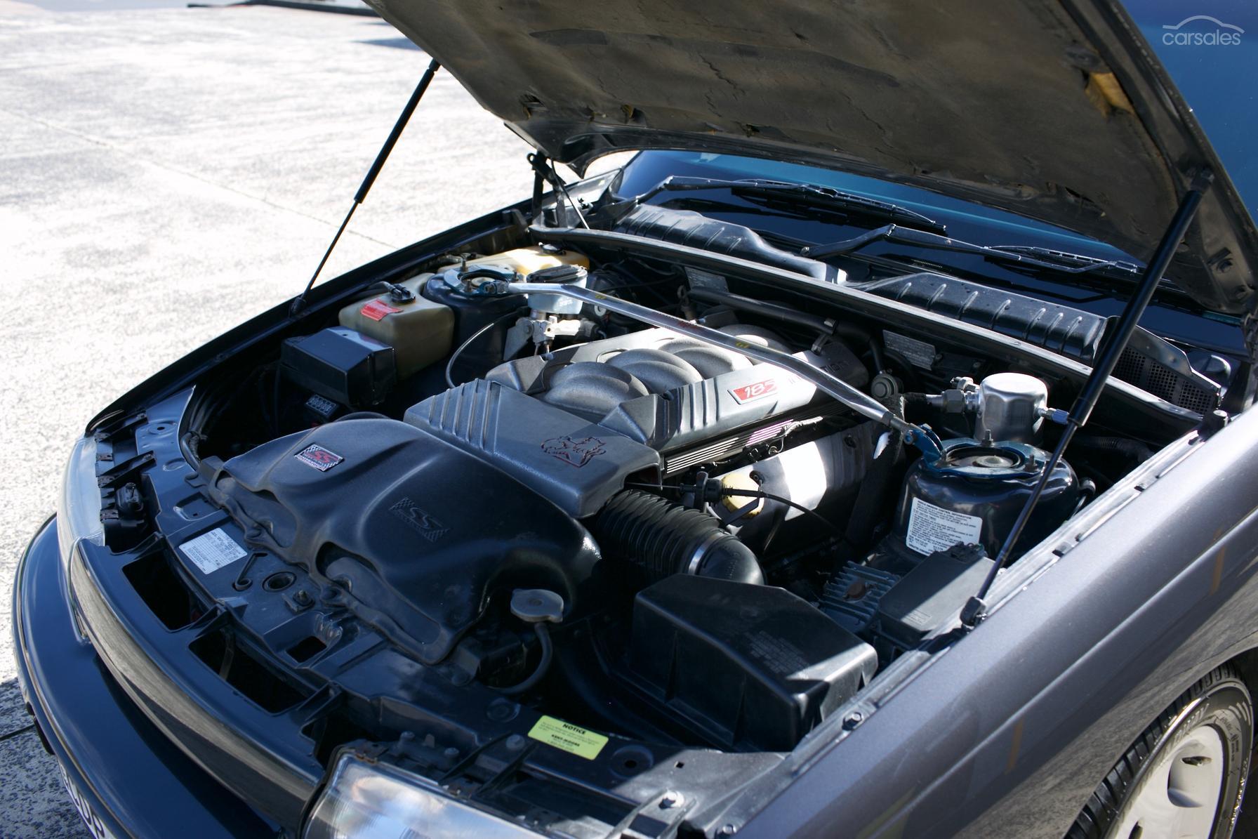 1993 Holden Commodore Berlina LX VP II Auto-SSE-AD-4705946