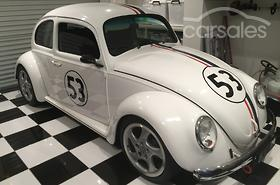 1963 Volkswagen Beetle 1200 Manual