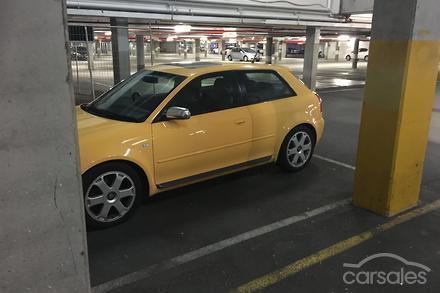 2000 Audi S3 Manual Quattro