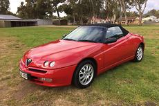 New Used Alfa Romeo Spider Cars For Sale In Australia Carsales - 1993 alfa romeo spider for sale