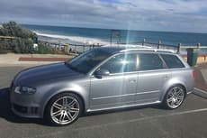 New  Used Audi RS4 B7 Wagon cars for sale in Australia  carsales