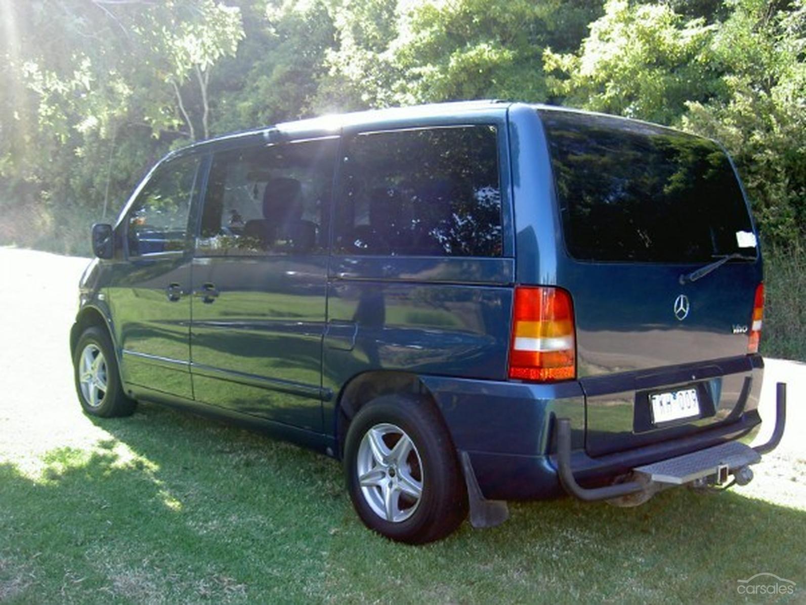 2003 Mercedes Benz Vito 108cdi Manual Sse Ad 572916 W638 Wiring Diagram