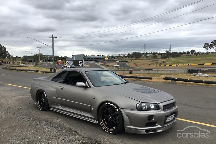 New Used Nissan Skyline R34 Cars For Sale In Australia Carsales