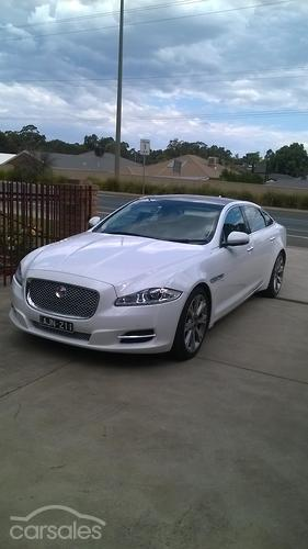 2013 Jaguar XJ Premium Luxury LWB Auto MY14