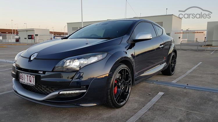 2013 Renault Megane R.S. 265 Red Bull RB8 Manual