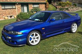 New Used Nissan Skyline R33 Cars For Sale In Australia