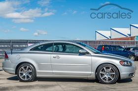 New used volvo c70 cars for sale in new south wales carsales 2007 volvo c70 le auto my07 sciox Image collections