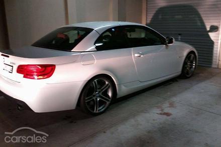 BMW I M Sport E Auto MY - 2012 bmw 335i m sport