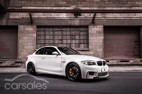 New Used BMW Series M Cars For Sale In Australia Carsalescomau - Bmw 1 series m