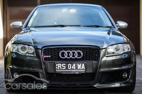 New  Used Audi RS4 B7 cars for sale in Australia  carsalescomau