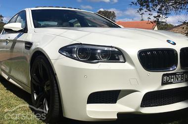 2016 BMW M5 Pure F10 LCI Auto