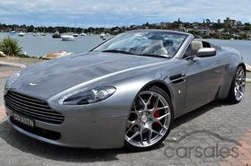 new & used aston martin convertible cars for sale in australia